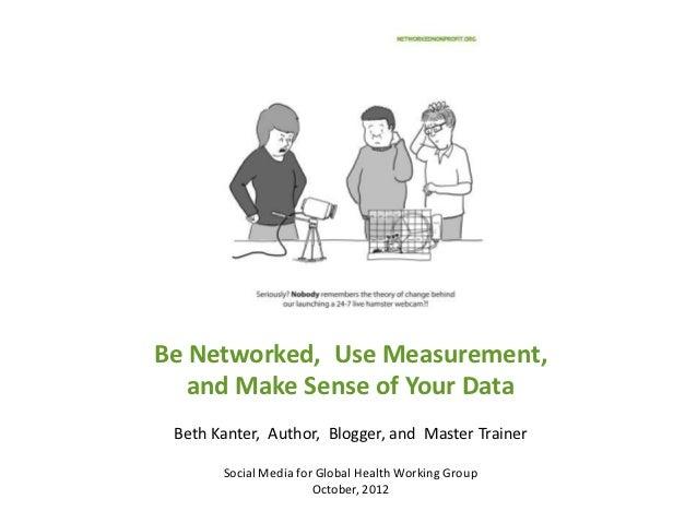 Global Health Social Media Working Group