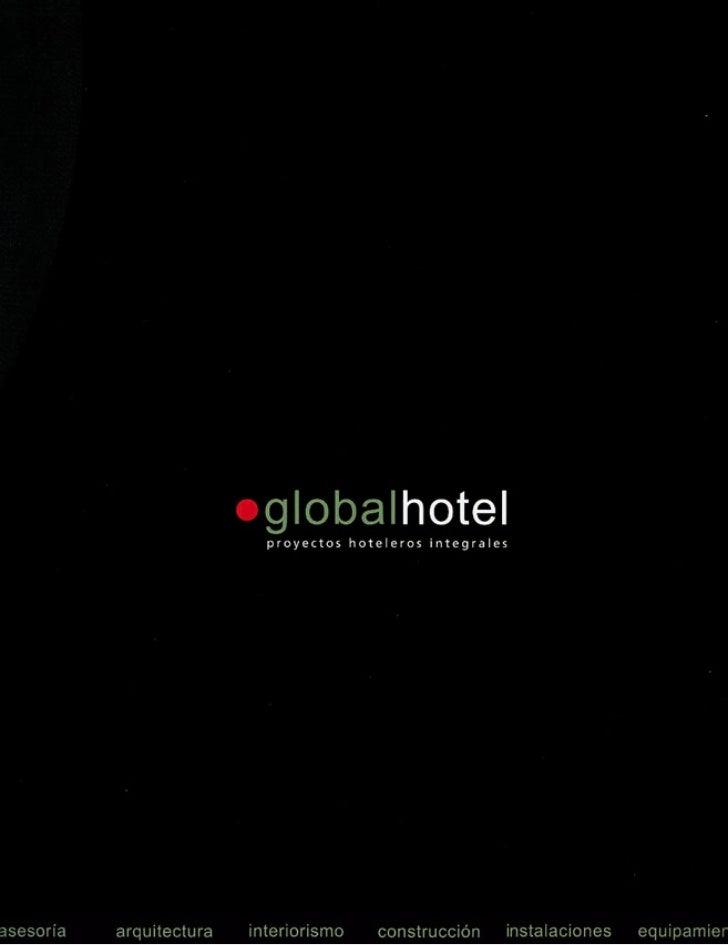 Global Hotel folleto
