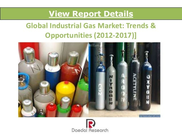 Global industrial gas market ppt