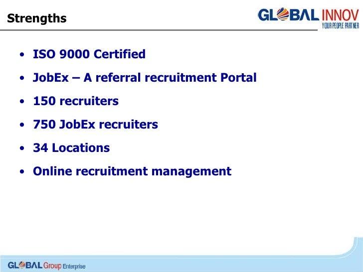 Global Innov Staffing Ppt