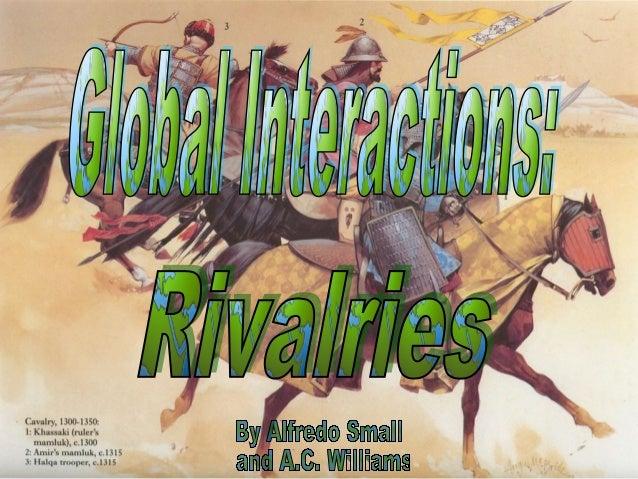 Global interactions ap world backup
