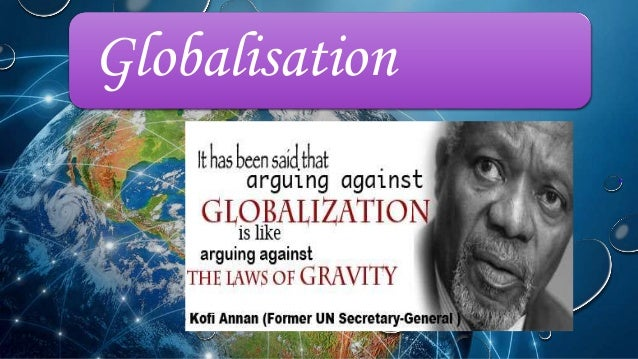 globlization and impact I wrote this originally as a class paper in early 2008 to explore whether or not and how much globalization has affected the unions and whether or not this has had an impact upon our.