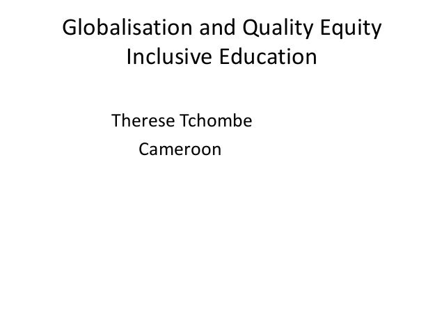 globalisation-and-quality-equity-inclusive-education-tchombe