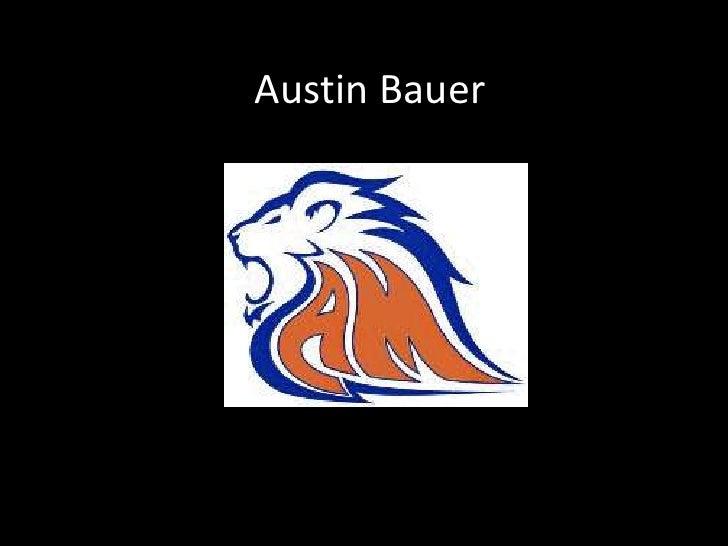 Austin Bauer<br />