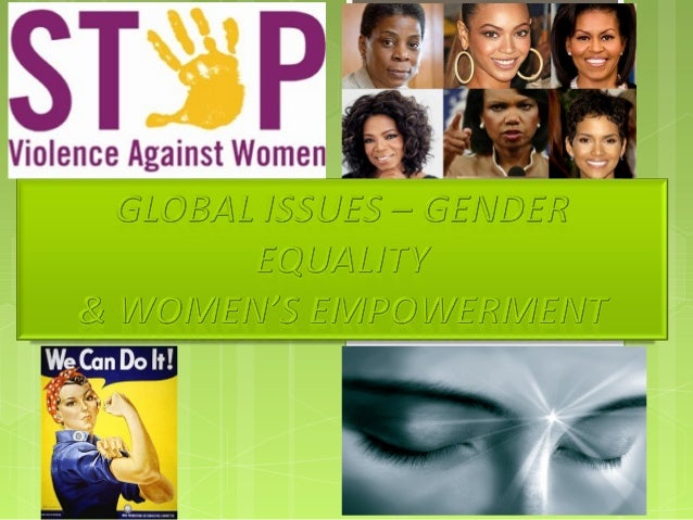      Gender equality is a human right, but our world faces less access to opportunities and decision-making power for w...