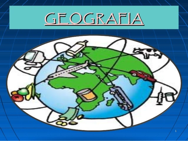 Globalizacion - geografia