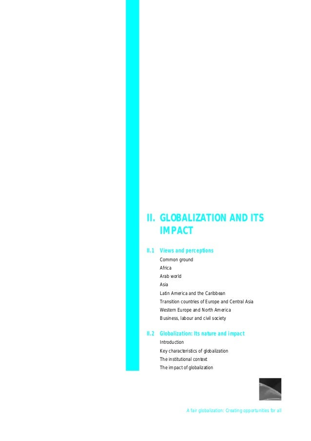 Part II Page 11 Friday, January 23, 2004 12:53 PM                                                    II. GLOBALIZATION AND...