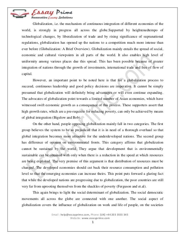 global recession essay The effects of the midday english news paper mumbai global recession on morocco's economy 5 1-1 the impact of the international financial crisis on moroccan even the best laid plans can go catastrophically wrong when humans get involved.