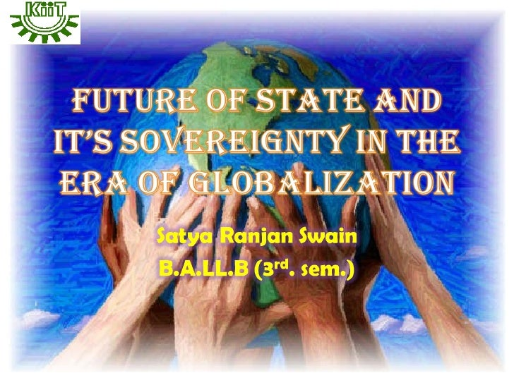 Globalization And State