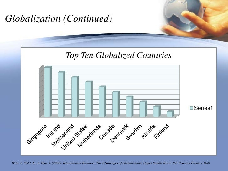 pros and cons of globalisation pdf