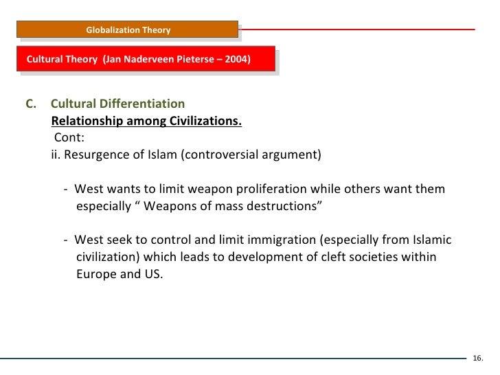 Dissertation Proposal Globalisation