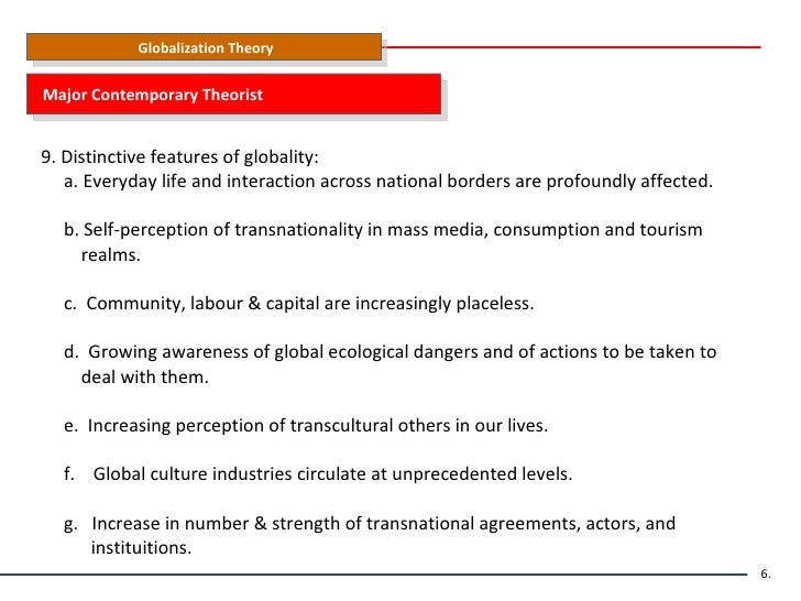 globalisation or 'glocalisation' networks territories and Territory and territoriality in the global economy saskia sassen university of chicago and london school of economics abstract: this is part of a larger research.