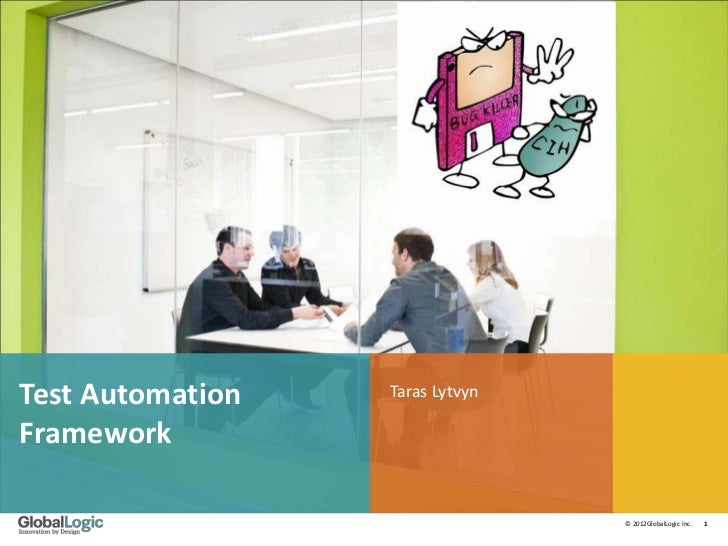 Framework for Web Automation Testing