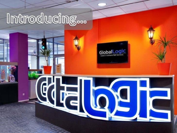 Who we are             GlobalLogic Inc.             is a software R&D services provider             who partners with tech...