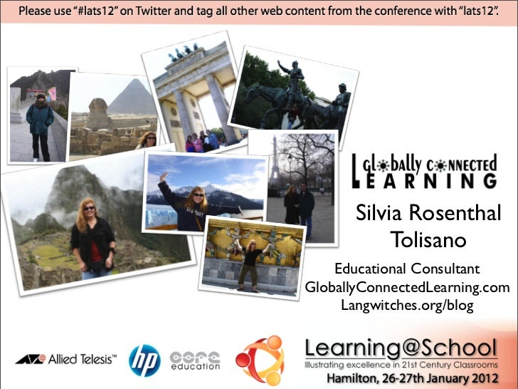 Globally Connected Educator