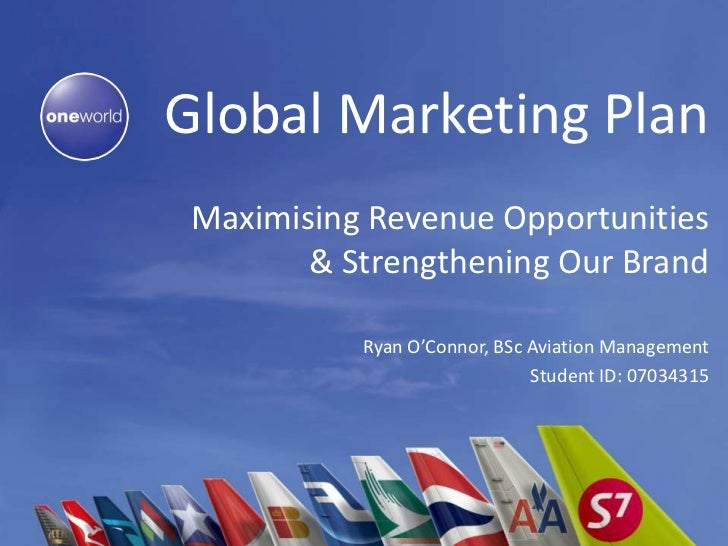 Marketing Plan Aim Global