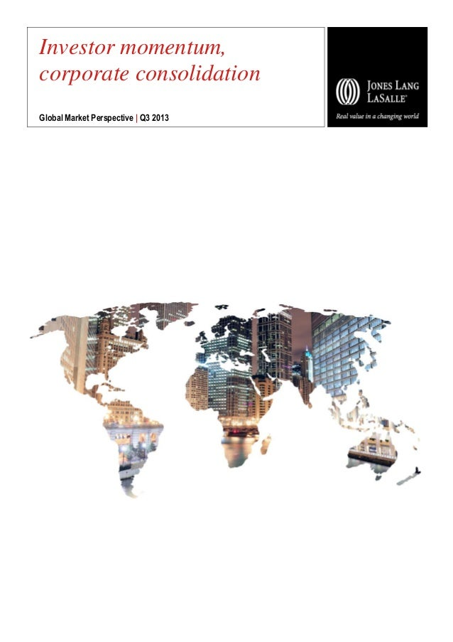 Global market perspective q3-2013