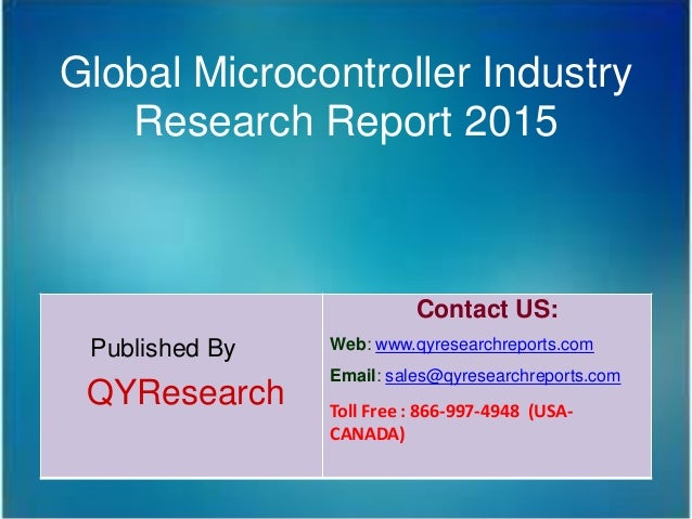 Microcontroller market