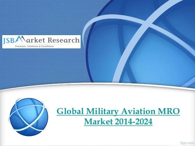 Global Military Aviation MRO Market 2014-2024