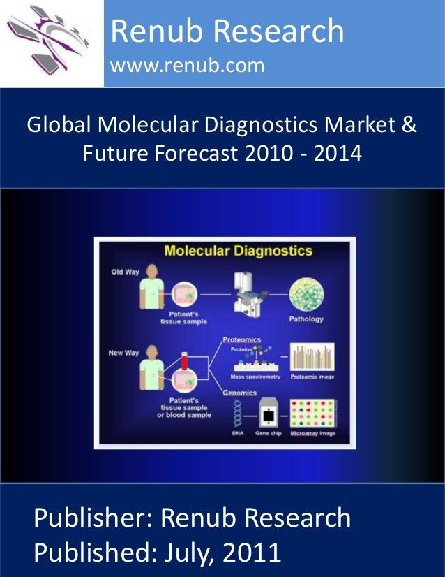 Global Molecular Diagnostics Market & Future Forecast 2010 - 2014 Renub Research www.renub.com Publisher: Renub Research P...