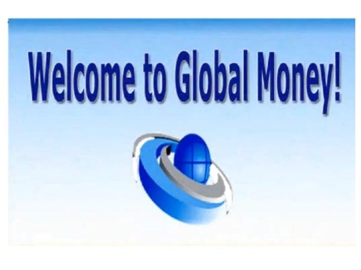 Global money
