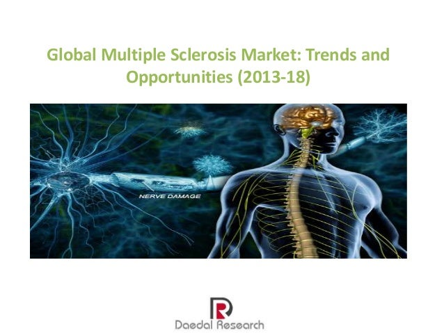 Global Multiple Sclerosis Market: Trends & Opportunities (2013-18) – New Report by Daedal Research