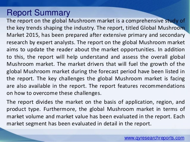 mushroom market global industry analysis Mushroom protein market - global industry segment analysis, regional outlook, share, growth mushroom protein market 2018 to 2028 by future market insights.