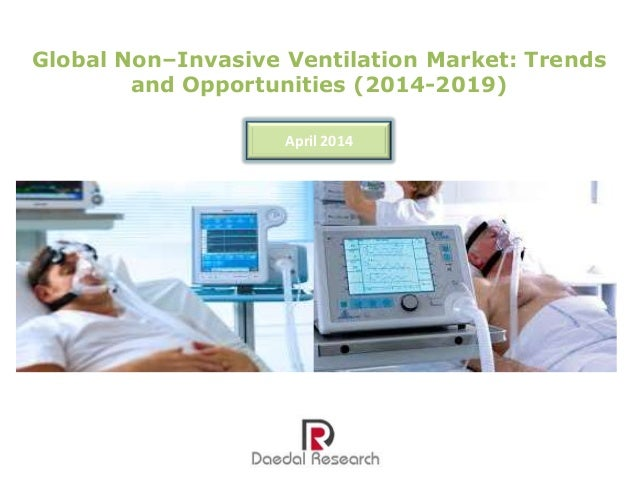Global Non–Invasive Ventilation Market: Trends and Opportunities (2014-2019) April 2014