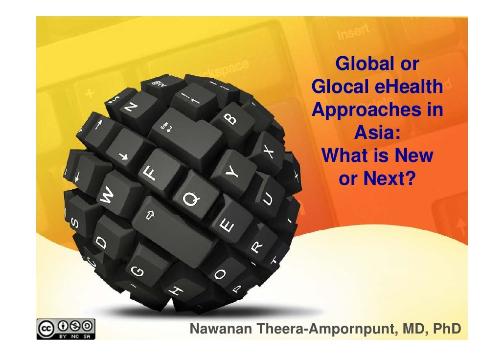 Global or               Glocal eHealth               Approaches in                    Asia:                What is New    ...