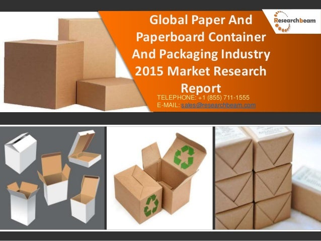 paperboard container research By technavio blog packaging transportation and logistics june 16,  as the world's leading glass container manufacturer,  unbleached paperboard,.