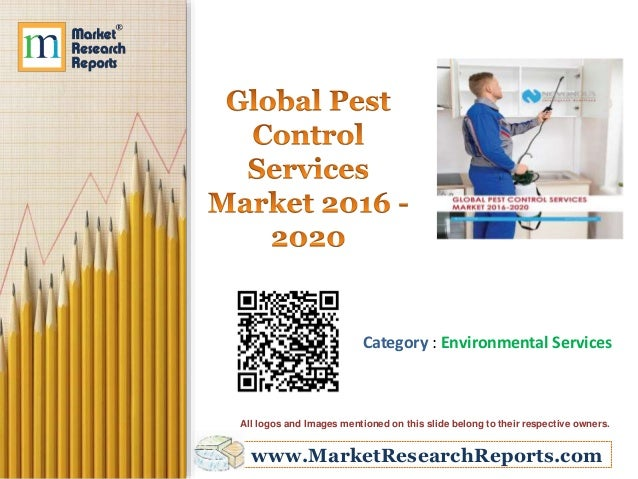 global pest control services market trends A new report titled global pest control services market: trends, opportunities and forecasts (2016-2021) suggests that the global market grew at 434% in 2011-2015 and is further expected to grow at a cagr of 509% in the forecast period of 2016e-2021f.