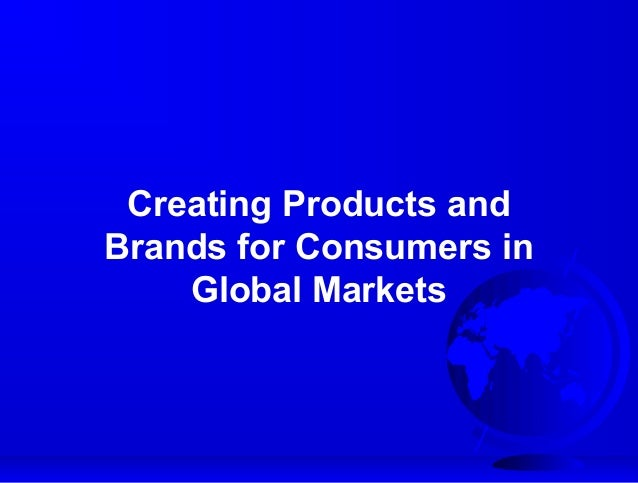 Global product decision