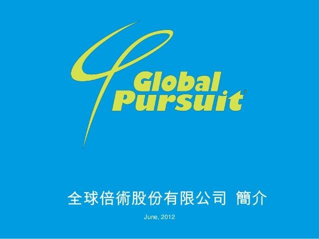 Global Pursuit  Profile 1212
