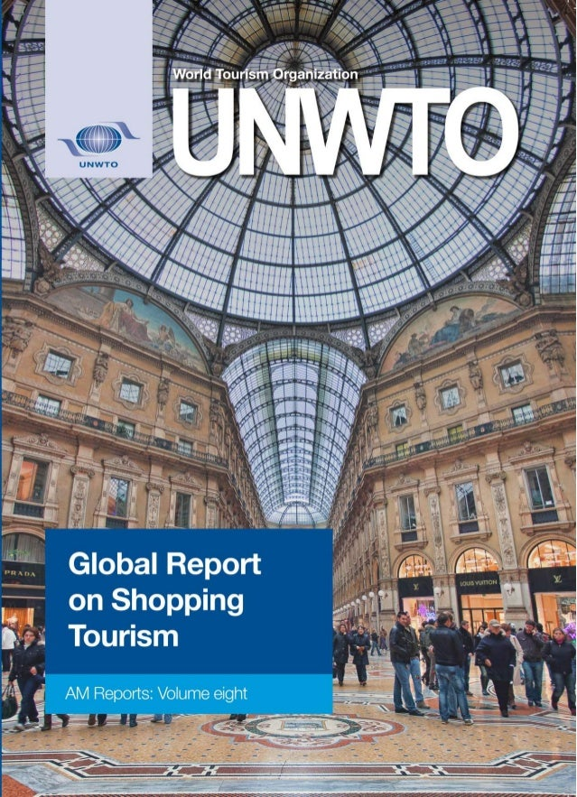 Global Report on Shopping Tourism