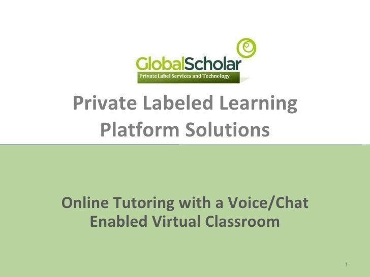Global Scholar Pl Learning Platform Share Vfs1