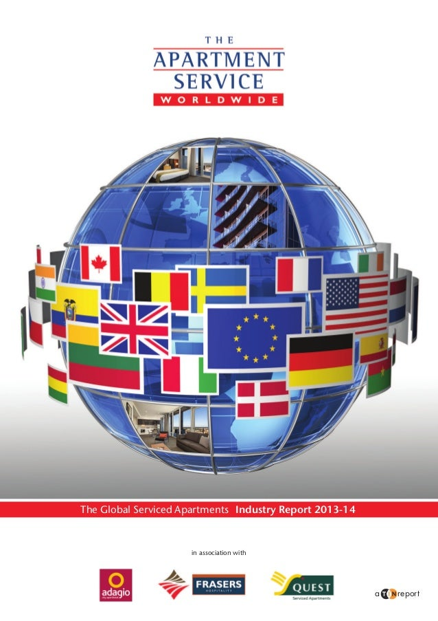 a TIN reportin association withThe Global Serviced Apartments Industry Report 2013-14
