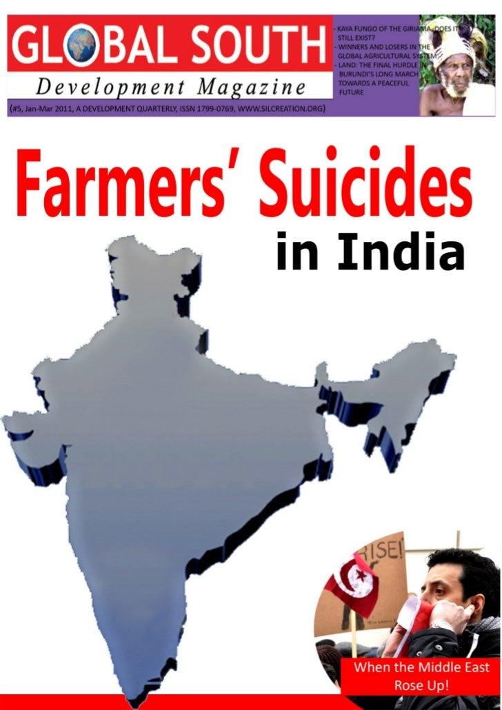 Global south development magazine april 2011