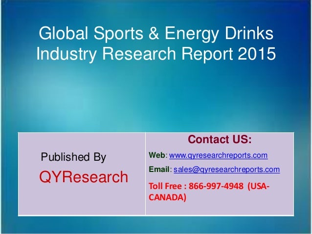 energy drinks research Why (not) alcohol energy drinks a qualitative study with australian university students abstract introduction and aims alcohol energy drinks (aeds) are a recent entry to the ready-to-drink market, but.