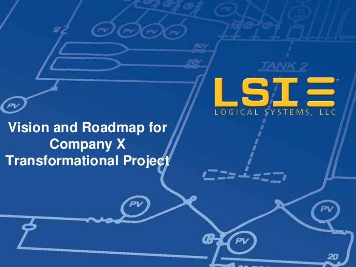 Global standards presentation