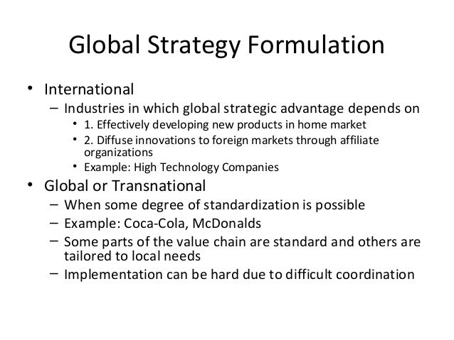 difference between strategy formulation strategy Corporate entrepreneurship and strategic management 423 the relationship between corporate entrepreneurship and five dimensions of strategic management.