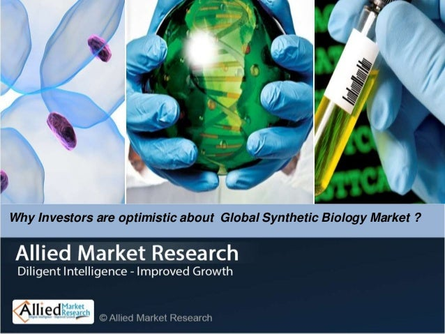 Why Investors are optimistic about Global Synthetic Biology Market ?
