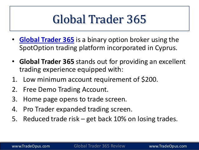 Binary options trading newsletter