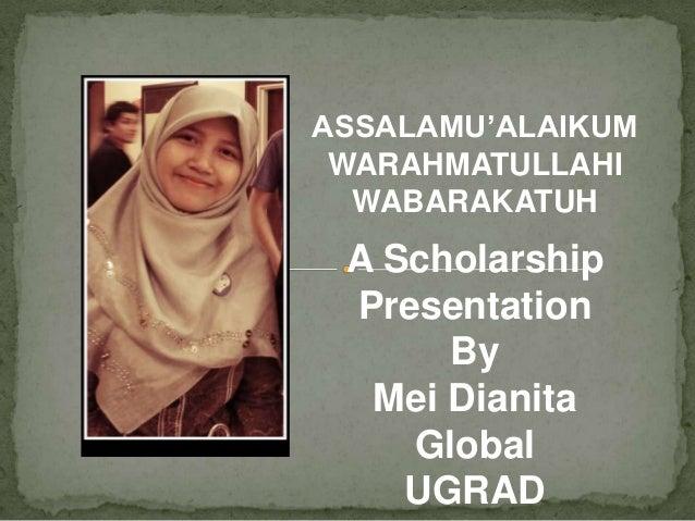Tentang Global UGRAD Indonesia