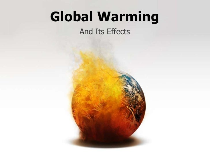 Anyone know any good global warming essays?