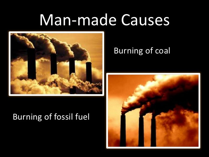 So CO2 causes man made global warming?