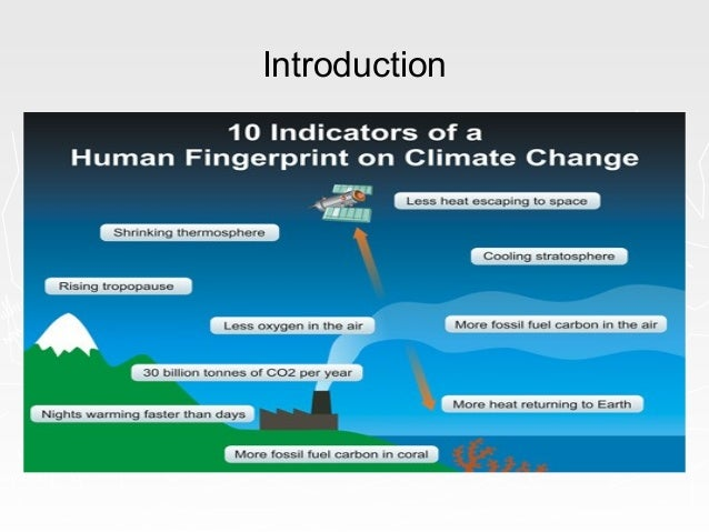 introduction to global warming An introduction to global warming what is global warming global warming is when the earth warms up (the temperature increases) it happens when green house gases.