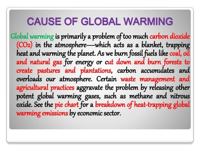 global warming 37 essay Global warming is warming of the earth caused by greenhouse effect greenhouse effect is emergency gas greenhouse in atmosphere which.