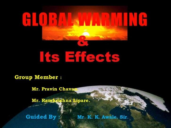 essay on global warming pdf free download