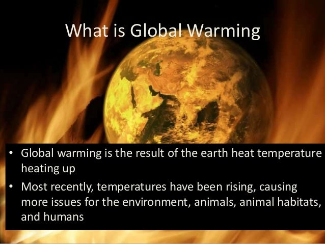 "an overview of the increasing issue of global warming With global warming on the increase and species and their an overview of the climate ""climate change and global warming"" global issues 02 feb."