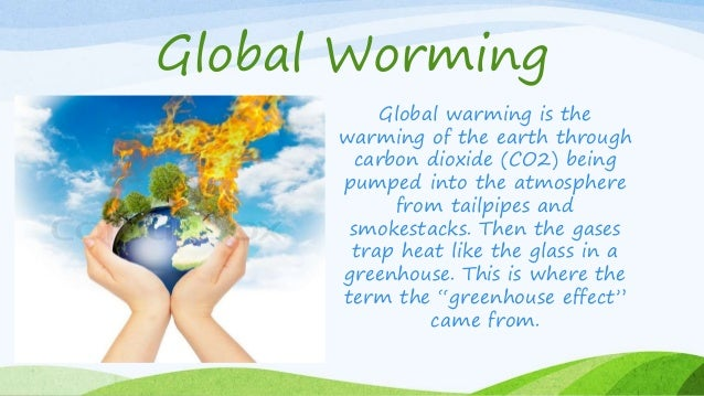 How is photosynthesis and respiration related to global warming?
